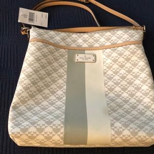 Crossbody purse by Kate Spade. Never used.